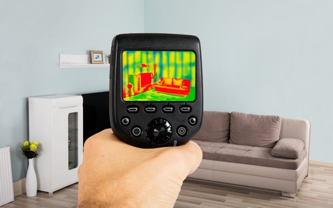 All About Thermal Imaging in Home Inspections
